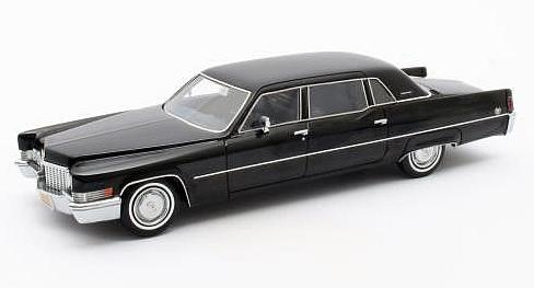 Cadillac Fleetwood Series 75 Limousine 1970 (Black) by matrix-models