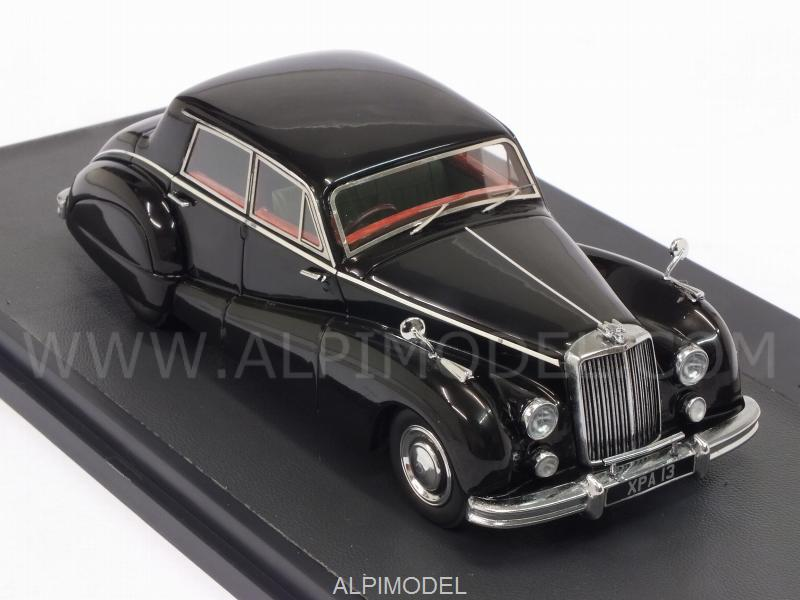Armstrong Siddeley 346 Sapphire Four Light Saloon 1953 (Black) - matrix-models