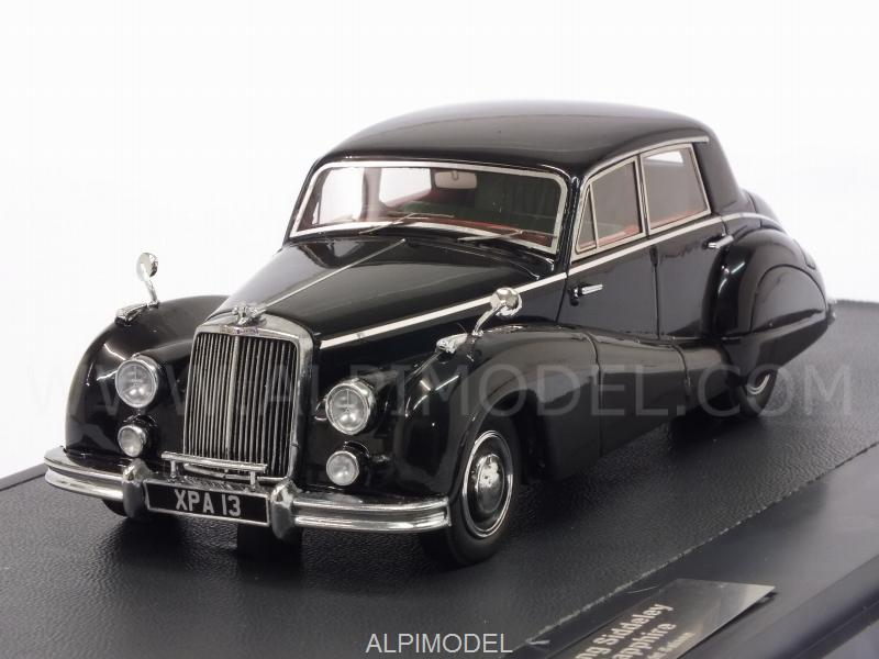 Armstrong Siddeley 346 Sapphire Four Light Saloon 1953 (Black) by matrix-models
