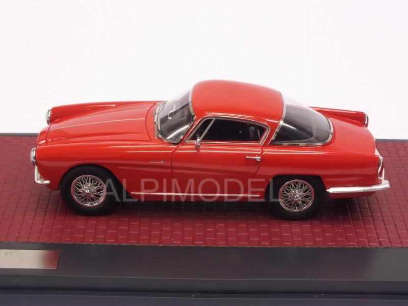 Aston Martin DB2/4 Coupe Bertone Arnolt 1953 (Red) - matrix-models