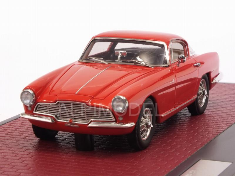 Aston Martin DB2/4 Coupe Bertone Arnolt 1953 (Red) by matrix-models