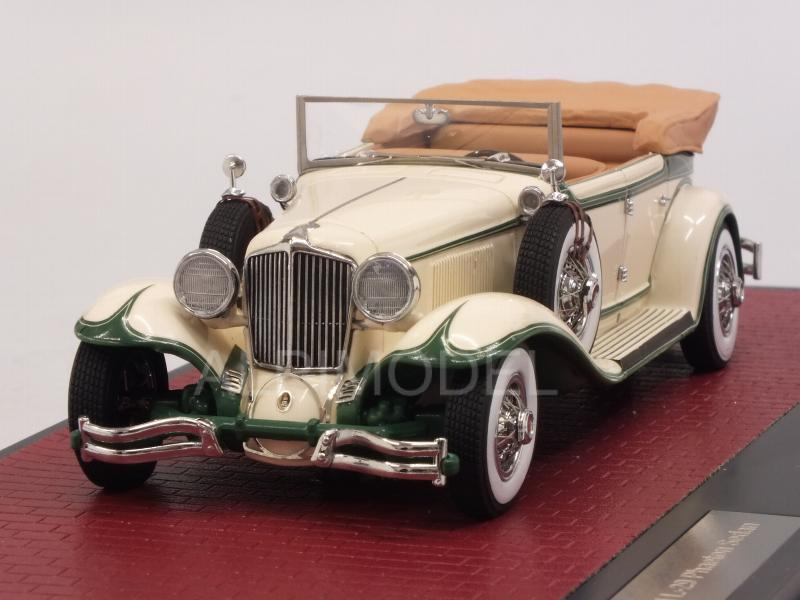 Cord L-29 Phaeton Sedan 1931 by matrix-models