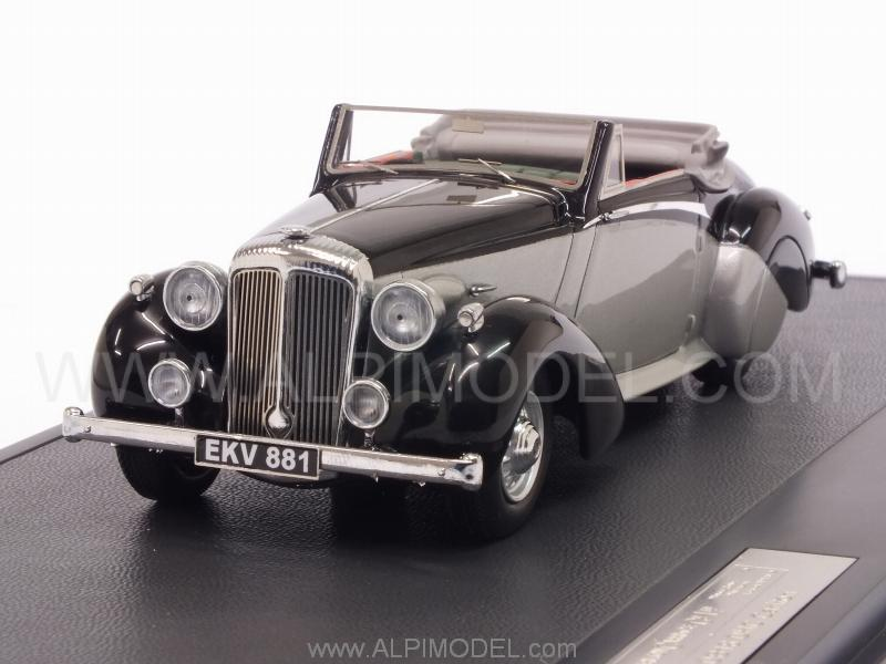 Daimler DB18 DHC Carlton 1938 (Black/Silver) by matrix-models