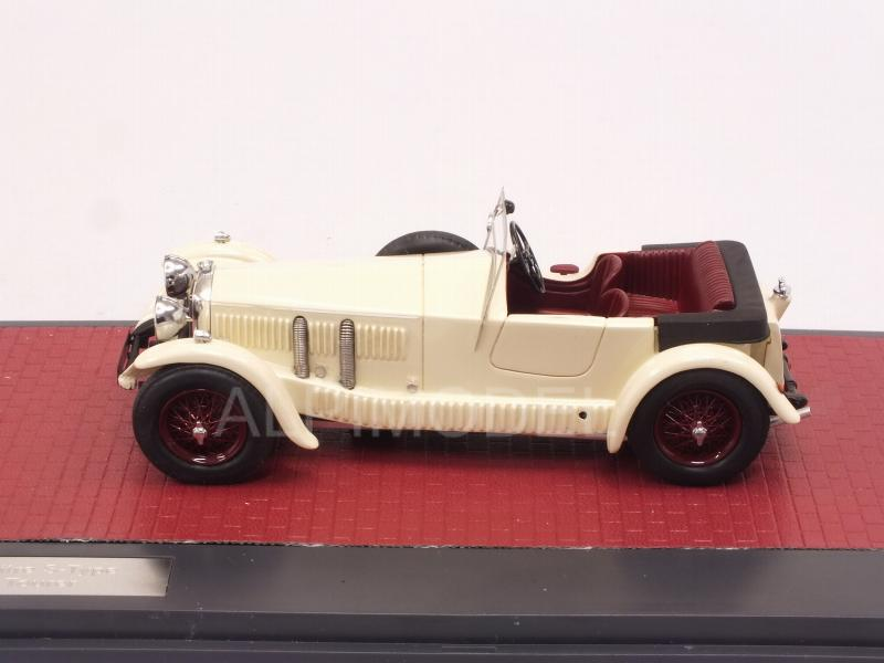 Invicta 4.5 Litre S-Type Low Chassis Tourer 1931 (White) - matrix-models
