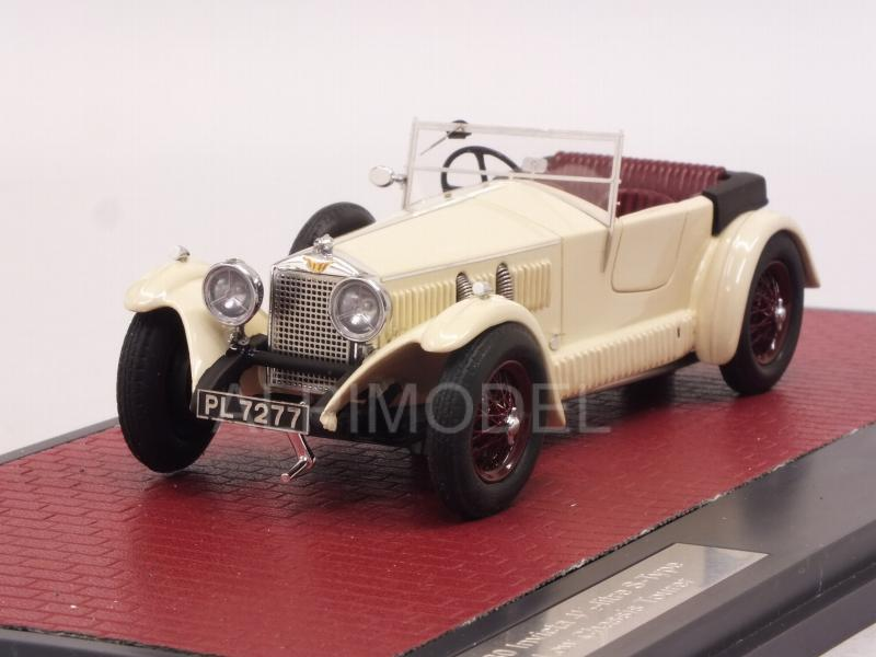 Invicta 4.5 Litre S-Type Low Chassis Tourer 1931 (White) by matrix-models