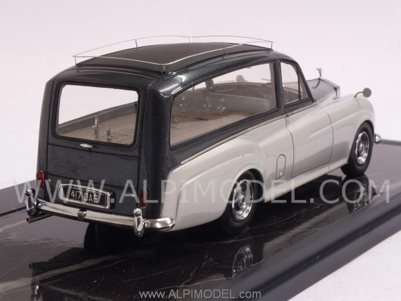 Rolls Royce Simson & Slater Hearse 1957 - matrix-models
