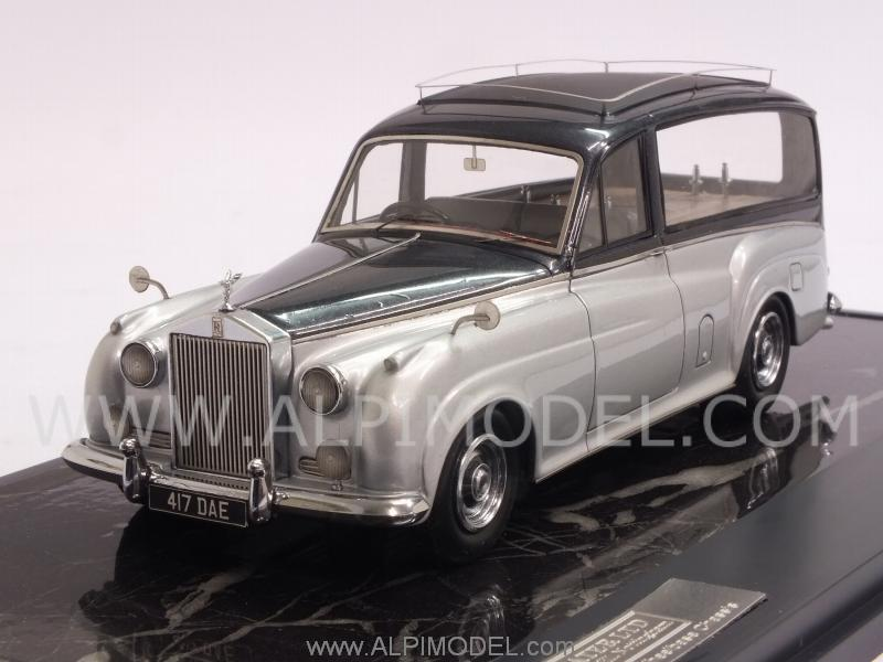 Rolls Royce Simson & Slater Hearse 1957 by matrix-models