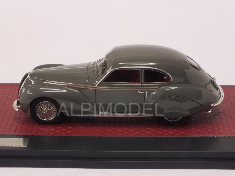 Alfa Romeo 6C Berlinetta Sport Castagna 1939 (Grey) - matrix-models