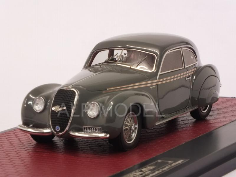 Alfa Romeo 6C Berlinetta Sport Castagna 1939 (Grey) by matrix-models