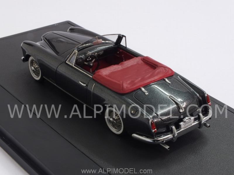 Alvis TC108G Graber Convertible 1957 (Gun Grey) - matrix-models