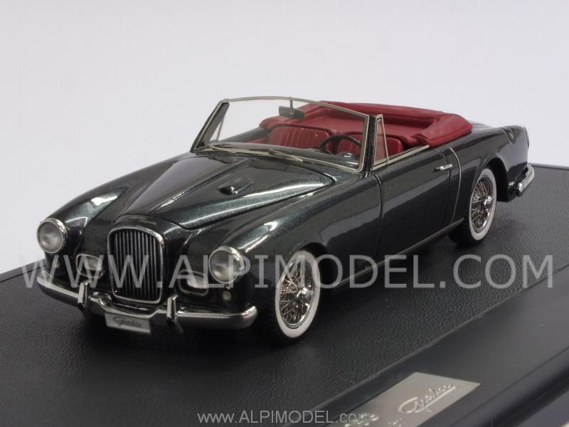 Alvis TC108G Graber Convertible 1957 (Gun Grey) by matrix-models