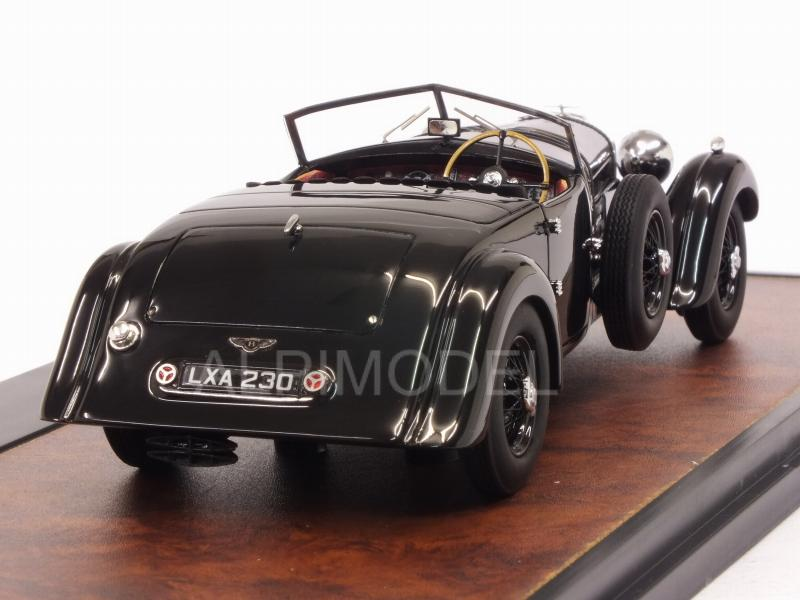 Bentley 8 Litre Dottridge Brothers Roadster open 1932 (Black) - matrix-models
