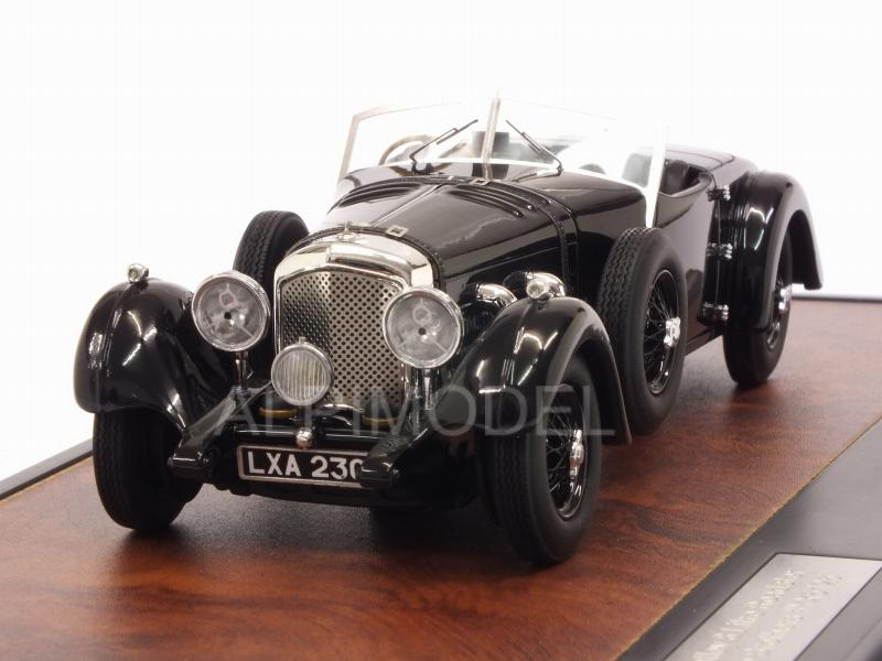 Bentley 8 Litre Dottridge Brothers Roadster open 1932 (Black) by matrix-models