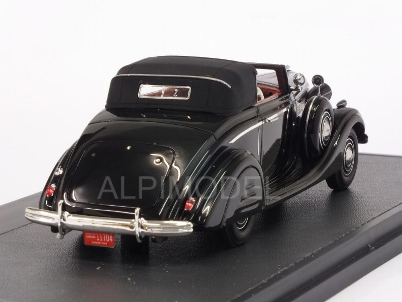 Buick Series 40 Lancefield Drop Head 1938 (Black) - matrix-models