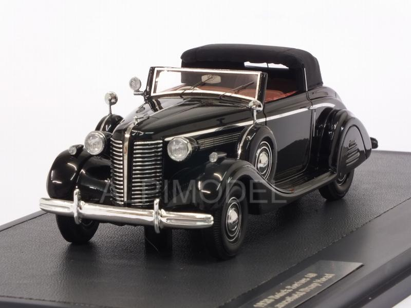 Buick Series 40 Lancefield Drop Head 1938 (Black) by matrix-models