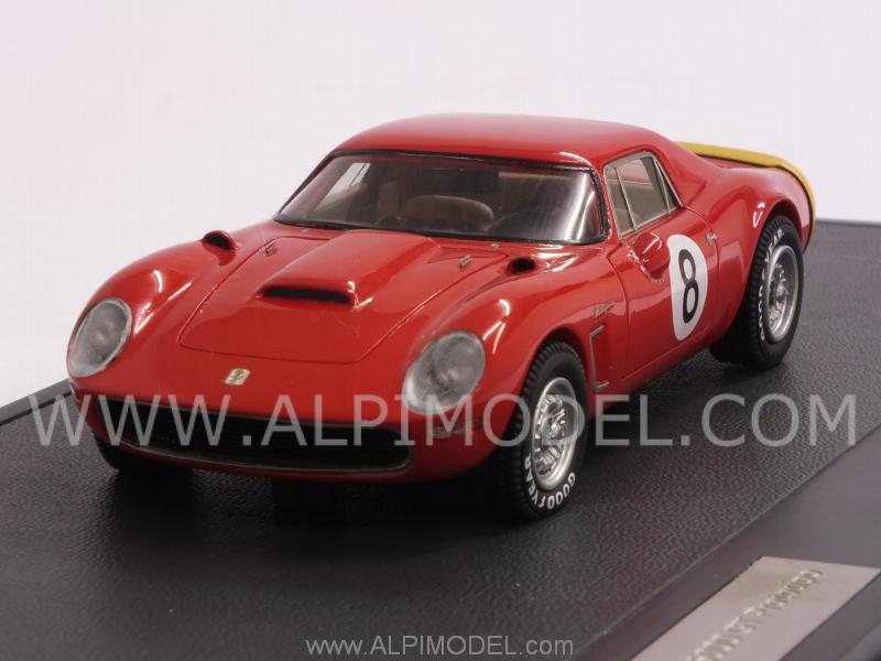 Iso Daytona 6000 GT Prototipo 1965 #8 by matrix-models