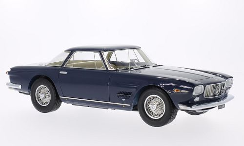 Maserati 5000 GT Allemano 1959 (Dark Blue) by neo