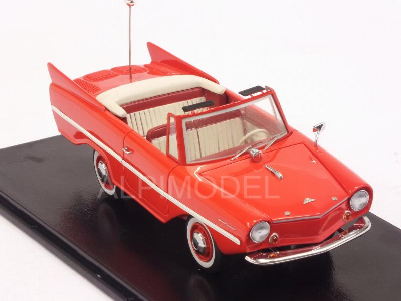 Amphicar 770 1961 (Red) - neo