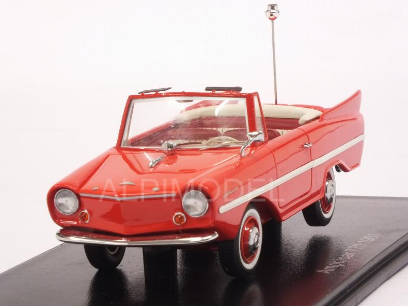 Amphicar 770 1961 (Red) by neo
