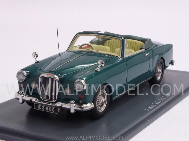 Alvis TD 21 DHC 1959 (Green) by neo