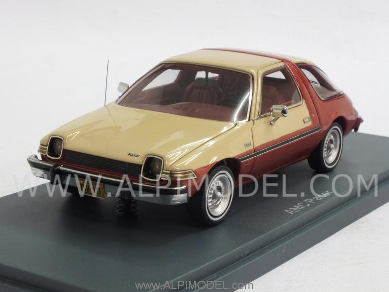 AMC Pacer 1975 (Beige/Red Metallic) by neo