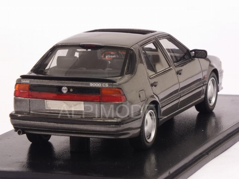 Neo 43669 Saab 9000 Cs 1991  Metallic Grey  1  43
