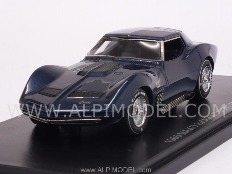 Neo 43705 Chevrolet Corvette Mako Shark Ii 1965 143