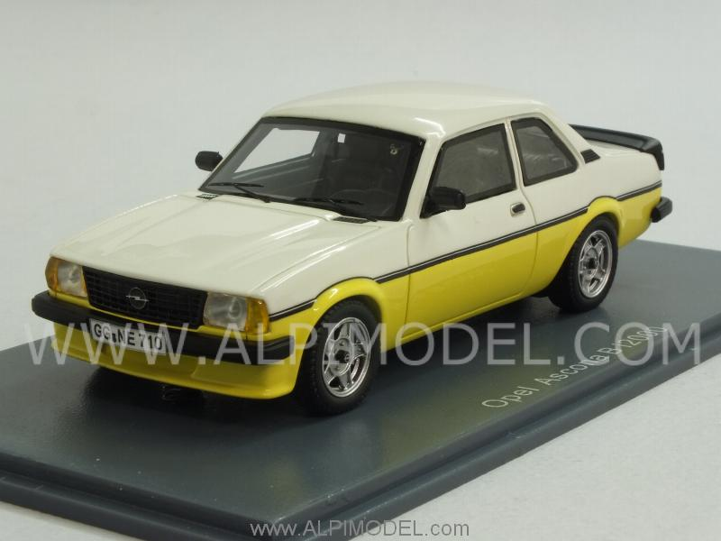 Opel Ascona 1973 S Osterberg //Edenring 3575013 ATLAS Monte-Carlo  1:43 NEW
