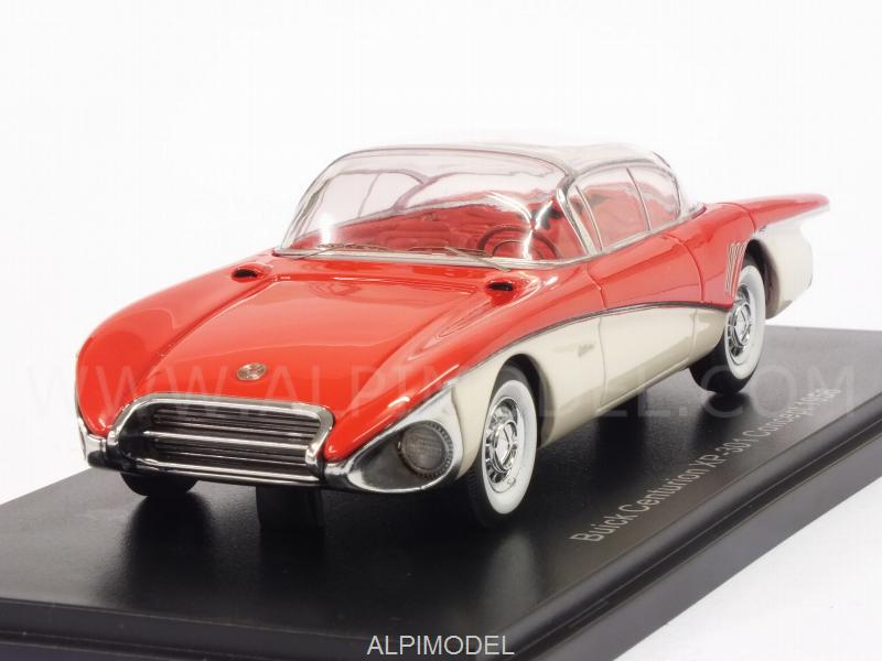 Buick Centurion XP-301 Concept 1956 (Red/White) by neo