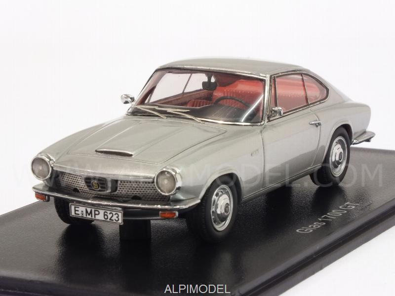 Glas 1700 GT (Silver) by neo