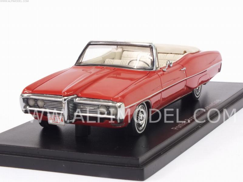 Pontiac Bonneville Convertible (Red) by neo