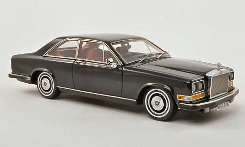 Rolls Royce Camargue Coupe 1975 (Black) by neo