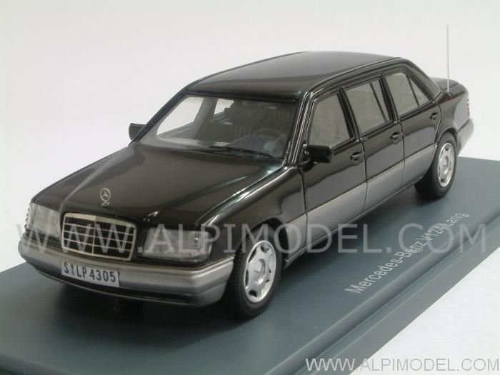 Mercedes V124 Lang 1990 - 1995 (Black) by neo