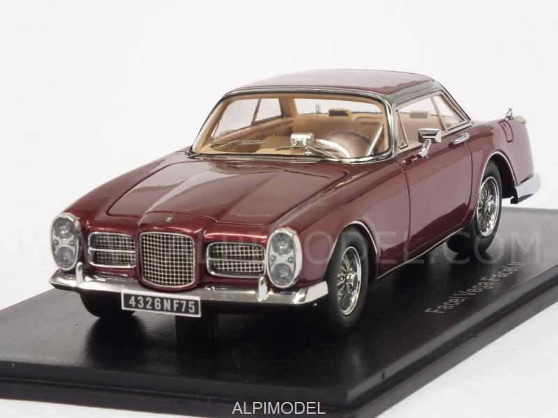 Facel Vega Facel II (Metallic Dark Red) by neo