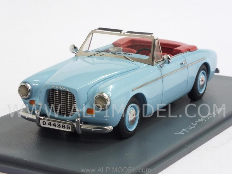 Volvo P1900 Convertible 1956 (Light Blue) by neo