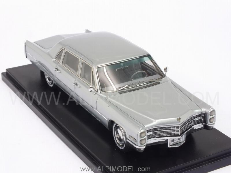 Cadillac Fleetwood 75 (Metallic Grey) - neo