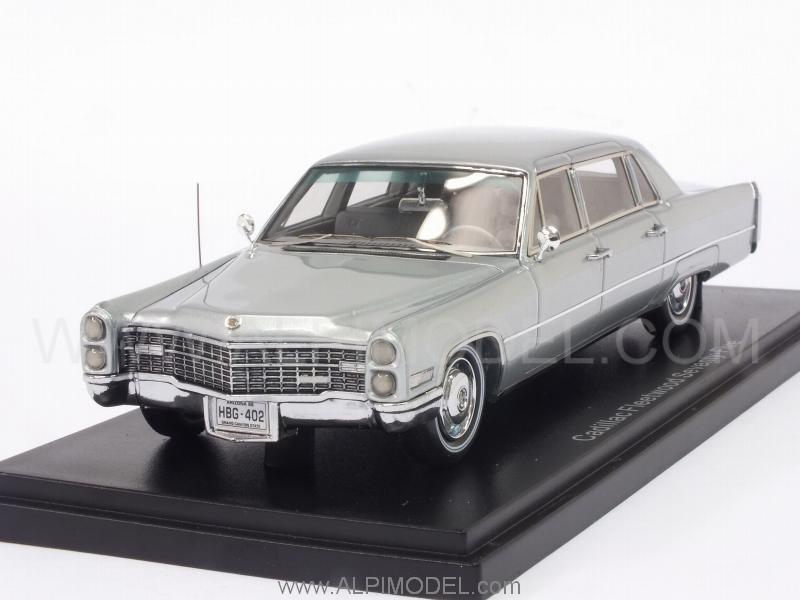 Cadillac Fleetwood 75 (Metallic Grey) by neo