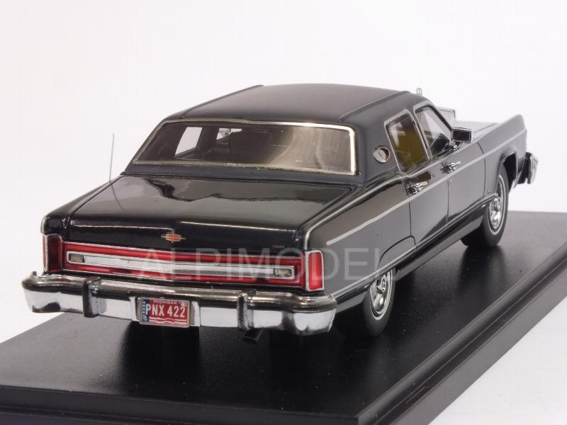 NEO 44422 Lincoln Continental Town Car 1977 (Black) 1/43