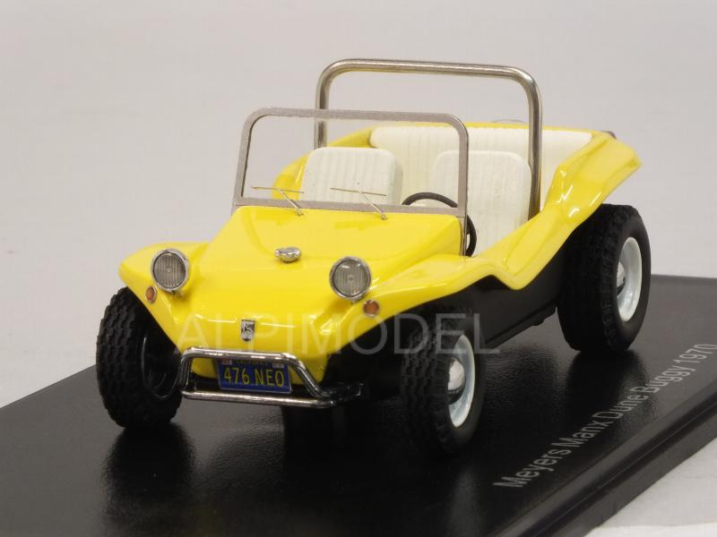 Volkswagen Dune Buggy Meyers Manx 1970 (Yellow) by neo