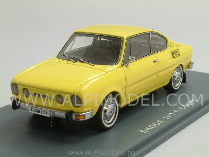Skoda 110R (Yellow) by neo