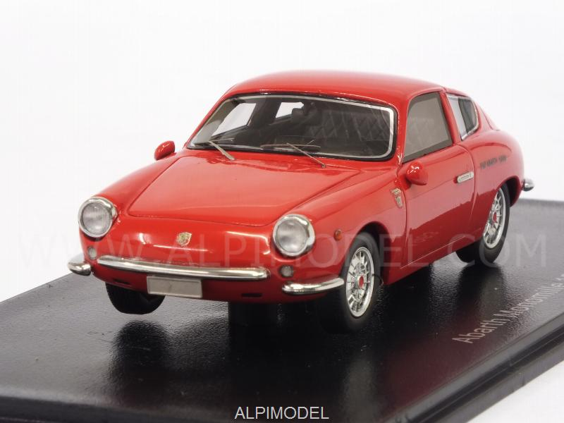 Abarth Fiat Monomille 1963 (Red) by neo