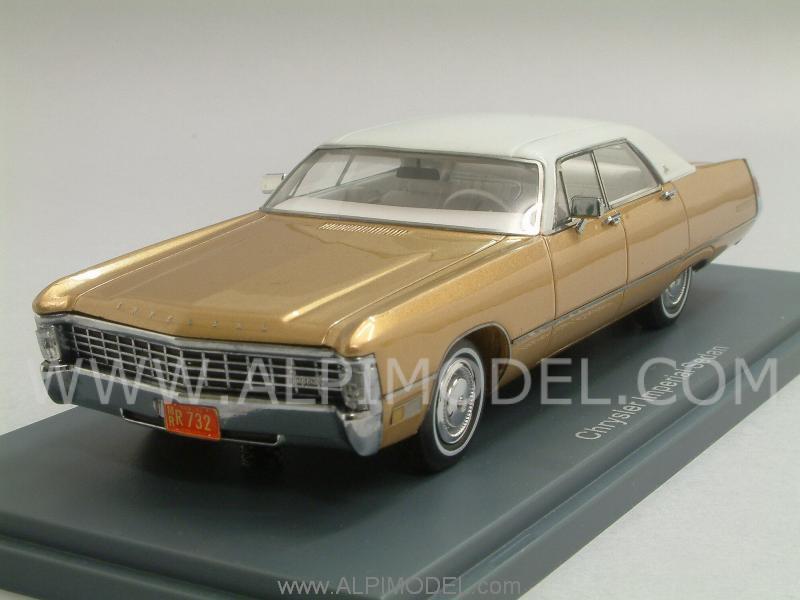 2016 Chrysler Imperial >> neo Chrysler Imperial Sedan (Gold) (1/43 scale model)