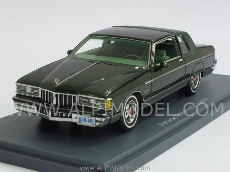 Pontiac Bonneville Brougham 2-Door 1980 (Dark Green) by neo