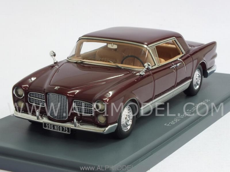 Facel Vega Excellence 1958 (Amarant) by neo