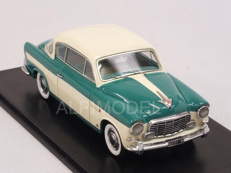 Fiat 1900B Gran Luce Coupe 1957 (Beige/Green) - neo