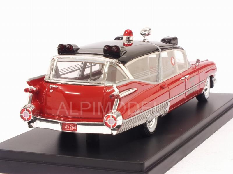 Cadillac Superior Ambulance Chicago Fire Dept.1959 - neo