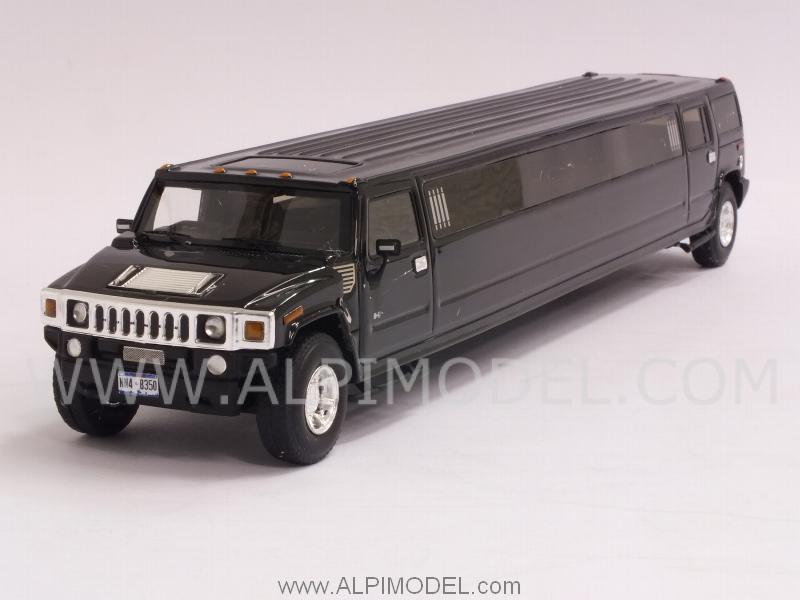 Hummer H2 Stretchlimousine (Black) by neo