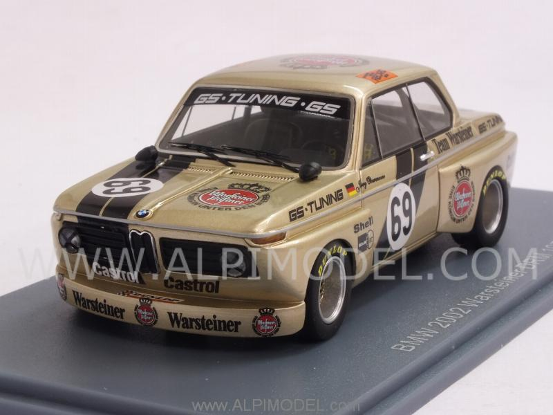 BMW 2002 GS Tuning #69 DRM Hockenheim 1975 Obermoser by neo