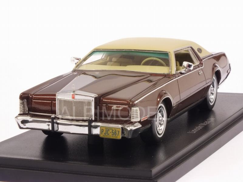 Lincoln Continental Mark IV 1973 (Metallic Brown) by neo