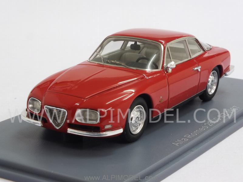 Alfa Romeo 2600 Sprint Zagato 1967 (Red) by neo